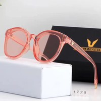 GENTLE MONSTER blue fashion trend new sunglasses for men and women