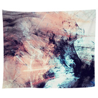 Marbled Glow Tapestry