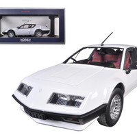 1981 Renault Alpine A310 White 1-18 Diecast Model Car by Norev