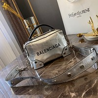 Balenciaga Leather Mini Shoulder bag