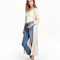 Ankle-length Cardigan - from H&M