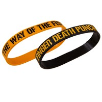 Five Finger Death Punch - WOTF Rubber Bracelet Set