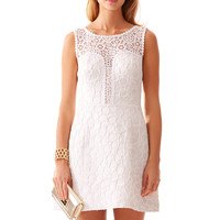 Lilly Pulitzer Raegan Fit & Flare Lace Dress