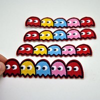 1Pcs Cute Cartoon Sew / Iron On Patch for Jeans Jacket Embroidered Applique Badge Clothes Stickers Apparel DIY Patchwork