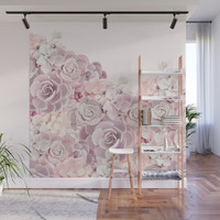 For the girl Wall Mural by printapix