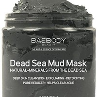Dead Sea Mud Mask Best for Facial Treatment