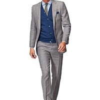 Suit Light Brown Plain Lazio P3861i | Suitsupply Online Store