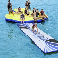 Rave Sports Whoosh Water Mat