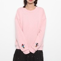 Mickey Mouse Pullover from MILK CLUB
