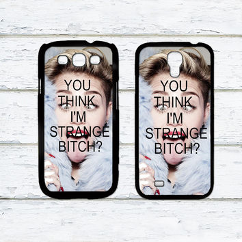 Miley Cyrus Phone Case For Samsung Galaxy S6/S5/S4/S3/S2/S5 mini/S4 mini/S3 mini/S5 Active/S4 Active/Note 4/Note 3/Note 2/Ace 3/Ace 2/Ace