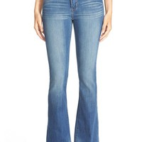 Junior Women's Articles of Society Red Label 'Fargo' Flare Jeans ,