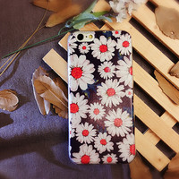 Daisy Flower Case for iPhone