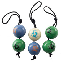 Planet Dog Recycle Ball Value Pack with Rope