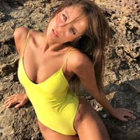 Magnetic Classic One Piece Swimsuit