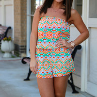 Sweet Summertime Romper