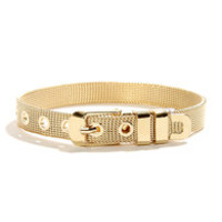 Orion's Belt Gold Bracelet