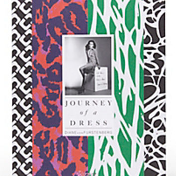 DVF Journey Of A Dress Coffee Table Book, Signed Copy