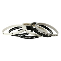 Supernatural Rubber Bracelet 6 Pack