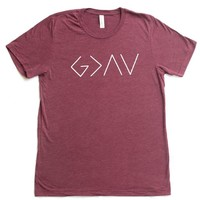 Highs and Lows Women's Tee