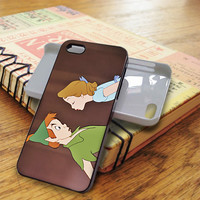 Disney Peter Pan Peter Pan and Wendy   For iPhone 5/5S Cases   Free Shipping   AH0249