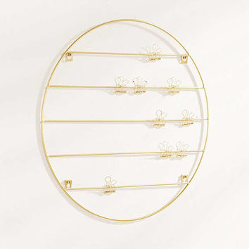 Circle Wall Grid | Urban Outfitters