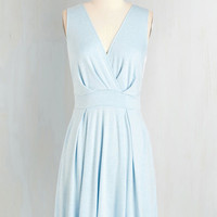 Mid-length Sleeveless A-line Always in Style Dress