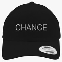 Chance The Rapper Embroidered Cotton Twill Hat