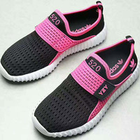 """""""ADIDAS""""Fashion running Classic coconut shoes couples sports shoes black-rose  G-AHXF G-AHXF  QF"""