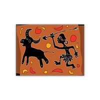 African Fine Wall Art Canvas - Element of Surprise