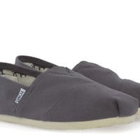 toms CLASSIC 001001A07GRY | gravitypope