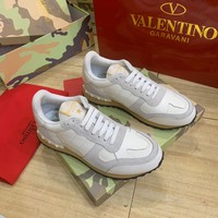 VALENTINO   Fashion Women Men Casual Running Sport Shoes Sneakers Slipper Sandals High Heels Shoes