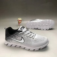 """Nike"" Men Sport Casual Breathable Flywire Running Shoes Sneakers"