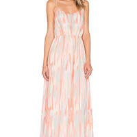 BB Dakota Jack by BB Dakota Hildy Maxi Dress in Multi