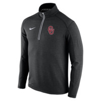 Nike College Game Day Half-Zip Knit (Oklahoma) Men's Top
