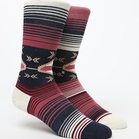 Stance Loom Crew Socks - Womens Scarves - Cream - One