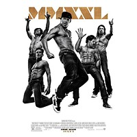 Magic Mike XXL 11x17 Movie Poster (2015)