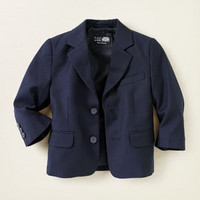 baby boy - outerwear - classic blazer | Children's Clothing | Kids Clothes | The Children's Place