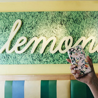 Simple iPhone 6s & 6s Plus Case (Citrus Blossom Pattern) by Casetify