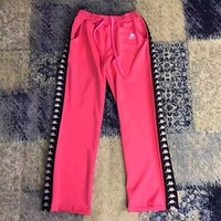 Kappa Women Fashion Loose Pants Trousers Sweatpants