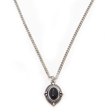 Faux Stone Necklace | Forever 21 - 1000186227