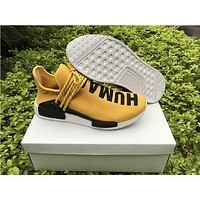 [Free Shipping ]Adidas NMD Human Race Running Shoes