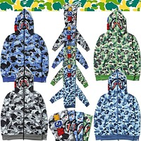 BAPE x Shark Army Defencex Hoodie (3 Colours Available)