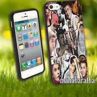 justin bieber collage cover case for iPhone 4 4S 5 5C 5S 6 6 Plus Samsung Galaxy s3 s4 s5 Note 3