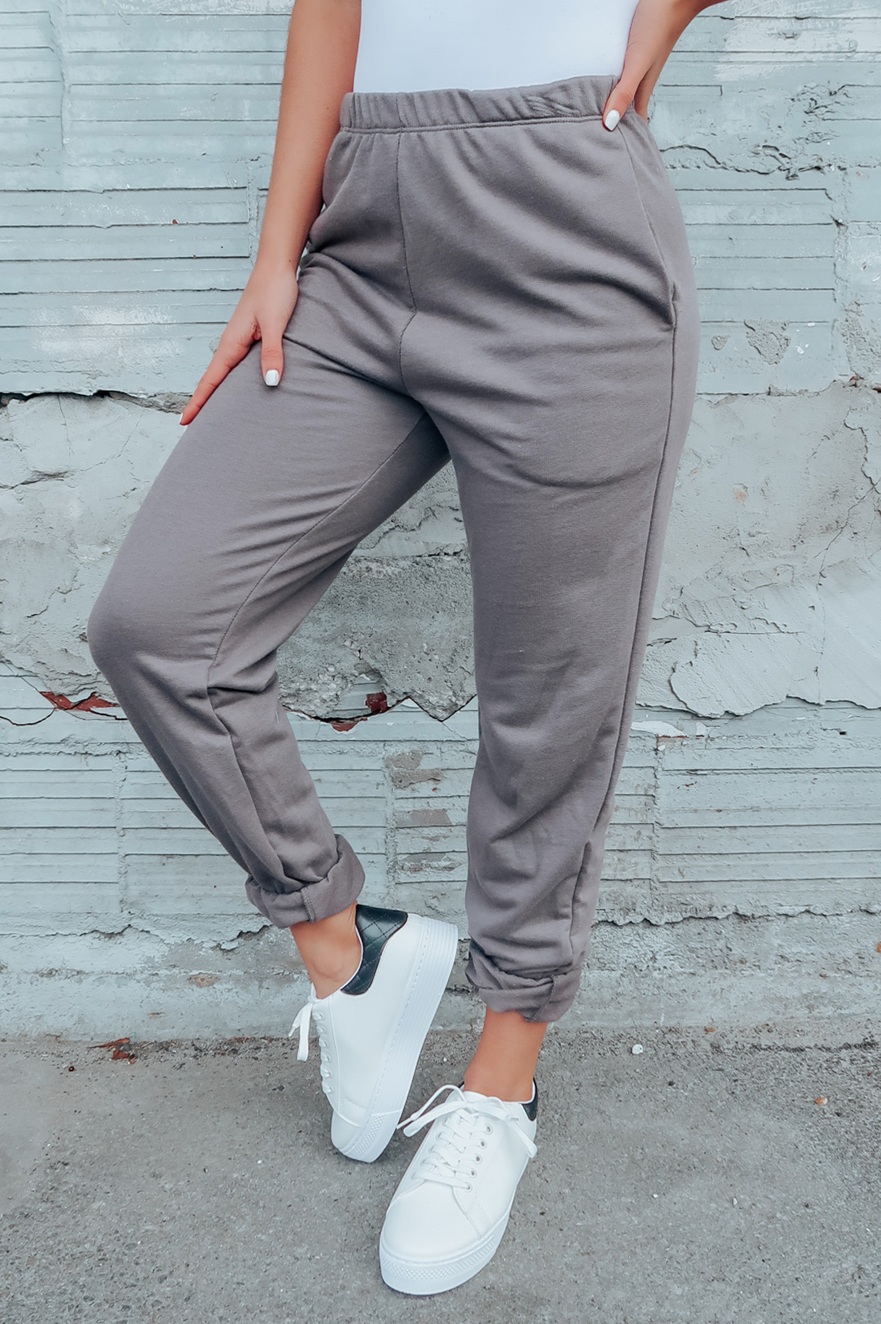 Image of Chill Out Joggers: Charcoal