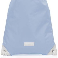 Drawstring Backpack - Blue