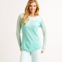 Shop Two Tone Sweater at vineyard vines