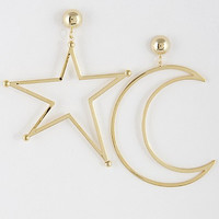 Stars & Moon Earrings