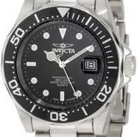 Invicta Men's 9307 Pro Diver Collection Stainless Steel Watch with Link Bracelet