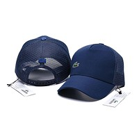 LACOSTE Fashion Snapbacks Cap Women Men LACOSTE Sports Sun Hat Baseball Cap Q_1481979175