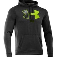 Under Armour Men's Armour Fleece Storm Mashup Big Logo Hoodie